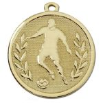 Football Medal 45mm AM1031